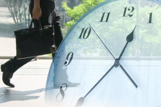 在籍確認 時間指定